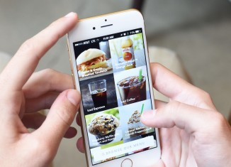 Starbuck mobile order and pay