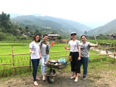 Tình nguyện vùng cao: chuyến đi đáng nhớ của những cô gái Sutunam